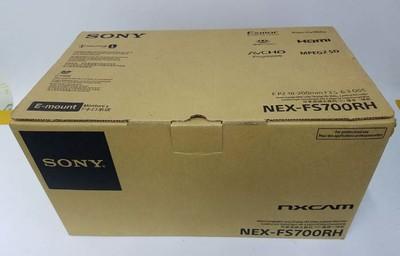 索尼 NEX-FS700 出售两台全新成色SONY FS700摄像机!包装全!