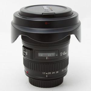 Canon佳能 EF 17-40mm f/4L USM 17-40/4 单反镜头 97新 NO:1972