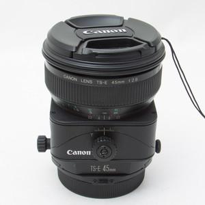 Canon佳能 TS-E 45mm f/2.8 UB年份 移轴镜头 95以上新 #8776
