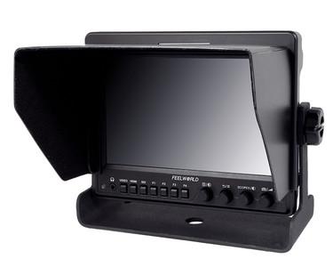 富威德Z7 单反微单松下摄像机外接7寸带HDMI/SDI摄影监视器