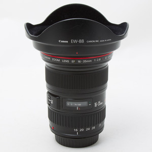 Canon千亿国际娱乐官网首页 EF 16-35mm f/2.8L II USM 16-35/2.8二代单反镜头6359