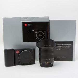 Leica徕卡T单电微单数码相机11-23/3.5-4.5套机套装95新7824/0688