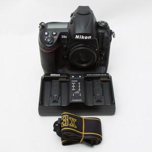 Nikon尼康 D3X 单机身 专业数码单反单电微单相机 90新 NO:3933