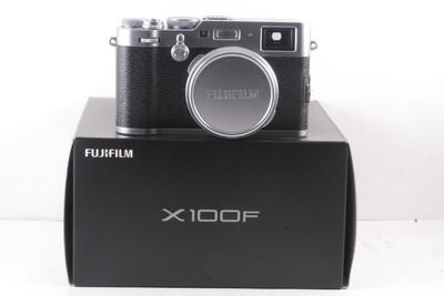 98/富士 X100F 经典复古旁轴数码相机 ( 全套包装 )