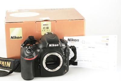 95新 尼康 D800E
