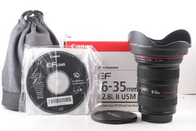 99/千亿国际娱乐官网首页 EF 16-35mm f/2.8L II USM 二代 ( 全套包装 ) 编号UZ