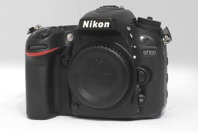 尼康 D7100 中端单反数码相机(NO:3324)