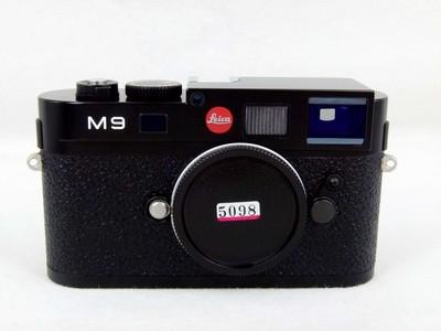 华瑞摄影器材-徕卡 M9黑色