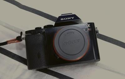 索尼 sony A7R 全副单反