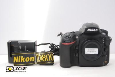 93新尼康 D800(BH04060008)