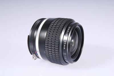 NIKON 尼康 MF 35/1.4 手动定焦镜头,成色99新,带包装