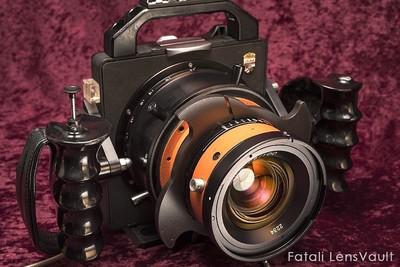 Linhof 4x5 定制相机