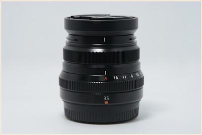 富士 XF35mmF2 R WR 定焦镜头