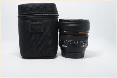 适马 8mm f/3.5 EX DG Circular Fisheye(尼康卡口)鱼眼镜头
