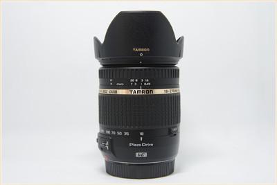 腾龙 18-270mm F/3.5-6.3 Di II PZD(B008)佳能口