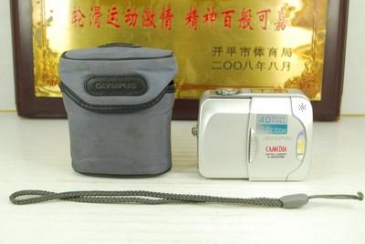 奥林巴斯 C-40 Zoom 卡片机 家用便携数码相机 收藏