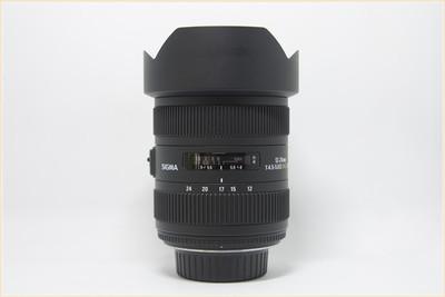 适马 12-24mm f/4.5-5.6 EX DG HSM II 尼康口