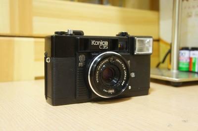 Konica c35 定焦机
