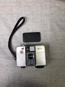 理光 Ricoh AUTO HALF Y 发条过片 自动半格相机 胶卷相机