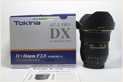 图丽 11-16mm f/2.8 PRO DX II (尼康口) 二代镜头