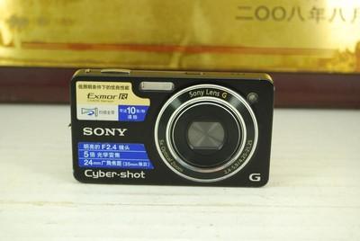 索尼 DSC-WX1 卡片机 便携数码相机 千万像素 10张/秒连拍