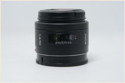 索尼 50mm f/1.4(SAL50F14)A口