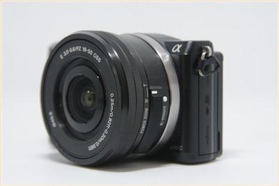索尼 ILCE-5000 套机(16-50)索尼A5000套机 黑色 白色