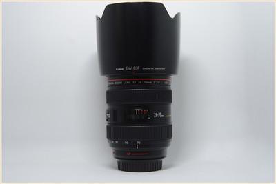 佳能 EF 24-70mm f/2.8L USM 一代镜头 成色新