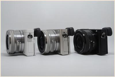 索尼 ILCE-6000套机(16-50) 索尼A6000套机 银色 黑色 白色