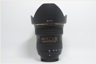 图丽 AT-X 12-24mm PRO DX II(AT-X 124 PRO DX Ⅱ)尼康口