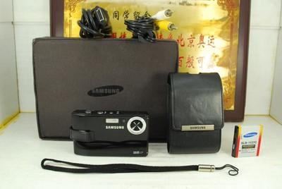 三星 Digimax i7 蓝调 卡片机 家用便携数码相机 触摸屏