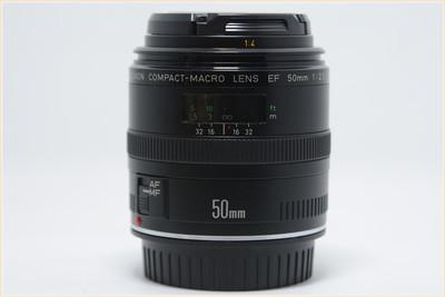 佳能 EF 50mm f/2.5微距镜头