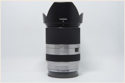 腾龙 EF-M 18-200mm f/3.5-6.3 Di III VC 索尼E卡口