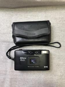 尼康 Nikon AF600 28/3.5广角定焦傻瓜相机 胶片相机