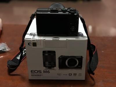 佳能EOS M6 18-150套机