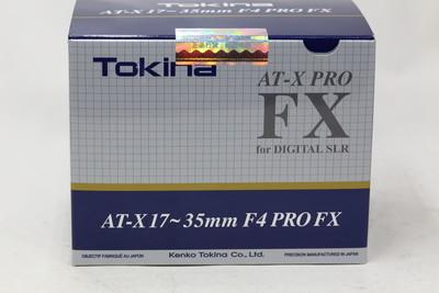 【情迷海印店】【全新 行货】图丽 AT-X 17-35/4 PRO FX