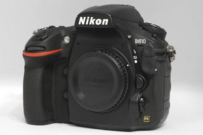 【全画幅专业单反数码相机】尼康 D810(NO:5711)*