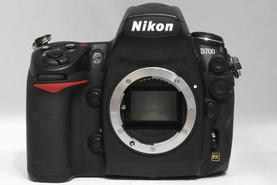 【全画幅单反数码相机】尼康 D700(NO:3283)