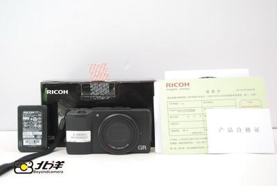 96新理光 GR II行货带包装(BH04090001)