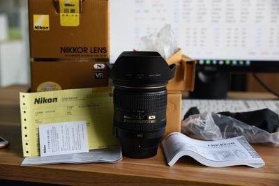 尼康 AF-S 尼克尔 24-120mm f/4G ED VR(已出)
