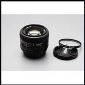 Nikon 尼康 AF 50/1.4 D 美品好成色 (可收购 交换)