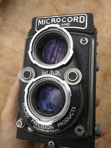 MPP Microcord ROSS 75 3.5 英国古典双反相机