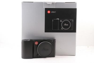 95/徕卡 T 单机 Typ701 微单单电相机 (黑色 带包装)