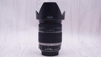 99新 行货 佳能 EF-S 18-200mm f/3.5-5.6 IS  18-200