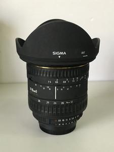 适马超广角全画幅相机镜头17-35/2.8-4D 特价【 天津福润相机行】