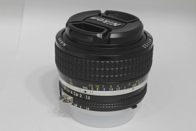 【全新】尼康 AIS 50/1.2 标准定焦镜头(NO:1122)