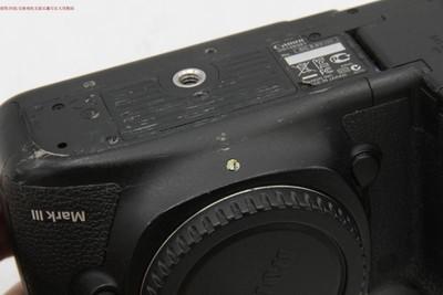 新到 9成新 佳能5D Mark III 可交换器材 编号 9389