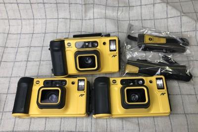 美能达 weathermatic dual 35 双焦 潜水 防水相机 135胶片机