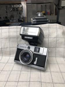 奥林巴斯 Olympus PEN EED 1.7 大光圈定焦 半格 旁轴相机