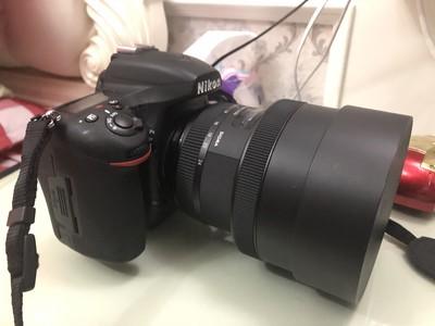 适马 12-24mm F4 DG HSM Art(尼康口)